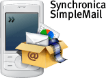 Synchronica SimpleMail logo