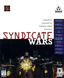 Syndicate Wars   Logo