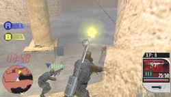 Syphon Filter : Combat Ops   1