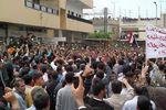 Syrie - manifestations