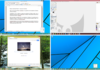 Bureaux virtuelsdans Windows 9: essayez par vous-mêmes