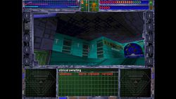 System Shock - remake vs original - 12
