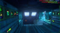 System Shock - remake vs original - 9