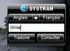 Gadget SYSTRAN