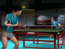 Table tennis wii image 1