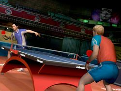 Table tennis wii image 3