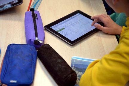 tablettes élèves