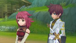 Tales of Graces F - 3