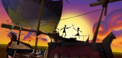 Tales of Monkey Island Chapter 2 : The Siege of Spinner Cay - 1