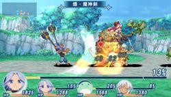Tales of Phantasia Narikiri Dungeon X - 17