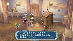 Tales of Phantasia Narikiri Dungeon X - 5