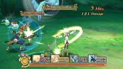 Tales of Symphonia : Dawn of the New World - 1