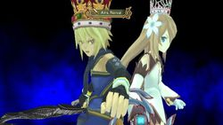 Tales of Symphonia : Dawn of the New World - 7