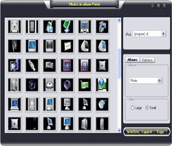 Tansee iPod Transfer Photo screen