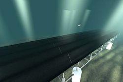 tapis sous marin