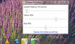 Taskbar Meters screen1