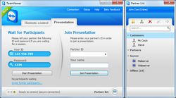 TeamViewer screen 2