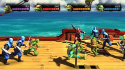 Teenage Mutant Ninja Turtles Turtles in Time Re-Shelled - Image 1