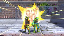 Teenage Mutant Ninja Turtles Turtles in Time Re-Shelled - Image 2