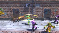 Teenage Mutant Ninja Turtles Turtles in Time Re-Shelled - Image 4