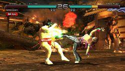 Tekken 5 dark resurrection online 2