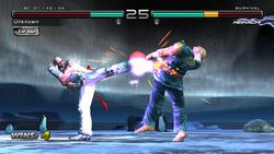 Tekken 5 dark resurrection online 3