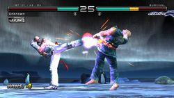 Tekken 5 dark resurrection online 3