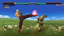 Tekken 5 dark resurrection online 5