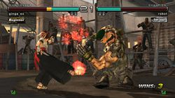 Tekken 5 dark resurrection online 6
