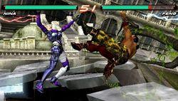 Tekken 6 PSP - 13
