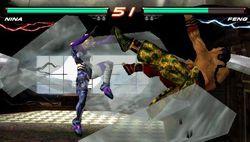 Tekken 6 PSP - 14