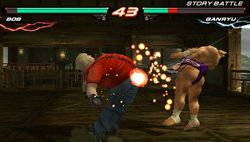 Tekken 6 PSP - 15