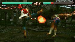 Tekken 6 PSP - 16