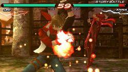 Tekken 6 PSP - 17