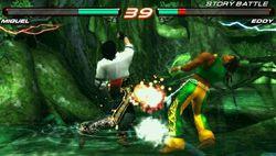Tekken 6 PSP - 18