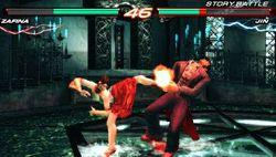 Tekken 6 PSP - 19