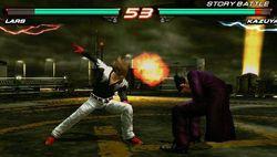 Tekken 6 PSP - 20