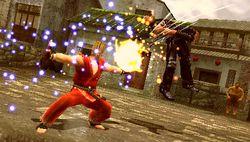Tekken 6 PSP