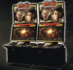 Tekken 7 - borne