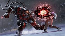Tekken 7 - Gigas