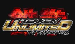 Tekken Unlimited Tag Tournament 2 - logo