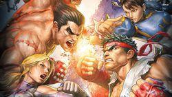 Tekken X Street Fighter - artwork