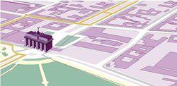 Tele Atlas Urban Maps