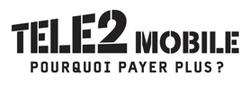 Tele2 Mobile logo