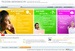 Telecom infoconso fr