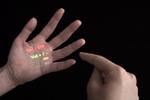 telecommande paume main