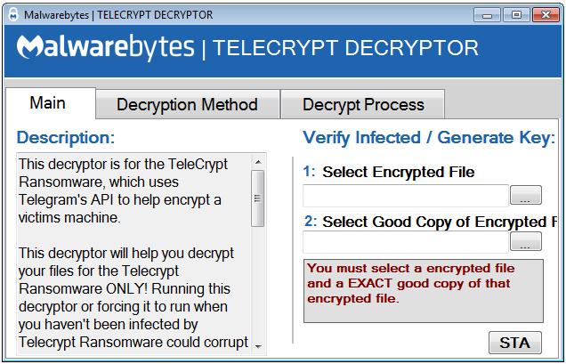 Telecrypt-Decryptor