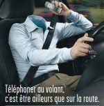 telephone conduite