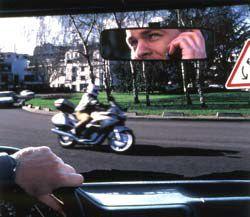 telephone portable automobile