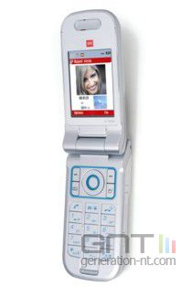 Telephone toshiba 3g